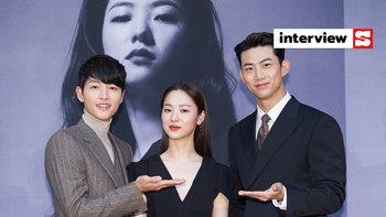 นักแสดง Vincenzo ซงจุงกิ ชอนยอบิน อ๊กแทคยอน พูดถึงบททนายสุดเท่ และการทำงานร่วมกันครั้งแรก