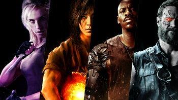 11 ใบปิดตัวละคร Mortal Kombat เตรียมเปิดสมรภูมิเดือด