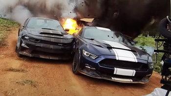 เบื้องหลังงานสตันท์ Fast & Furious 9 งานออกแบบฉากแอ็กชั่นสุดตะลึง