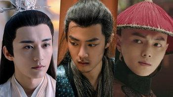 """ดาราจีนที่ถูกยกให้เป็น """"นักแสดงชายเจ้าบทบาท"""" ไม่ใช่บทนำก็ปังได้!"""