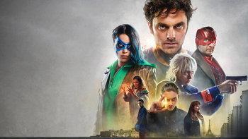 [เปิด Netflix มารีวิว] How I Became A Superhero ซูเปอร์ฮีโร่แดนน้ำหอมกับปัญหาสังคม