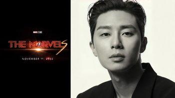 """สัญญาณดี! IMDb บรรจุ """"พัคซอจุน"""" สู่จักรวาลมาร์เวลแล้ว Captain Marvel 2"""
