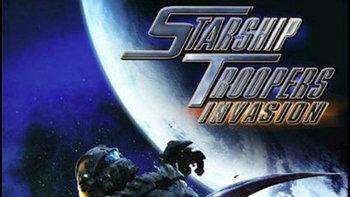 กิจกรรมชิงดีวีดีหนัง Starship Troopers: Invasion