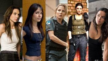 5 สาวจากหนัง Fast 6 สวยสะเด็ด แรงทะลุนรก