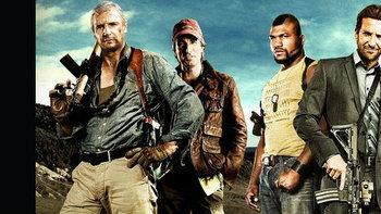 เอ-ทีม หน่วยพิฆาตเดนตาย (The A-Team) ใน Big Cinema