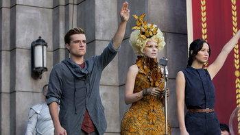 เจาะลึกกว่าจะมาเป็น The Hunger Games: Catching Fire