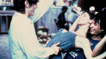 ฉากรักเร่าร้อนตลอดกาลในหนังฮอลลีวูด