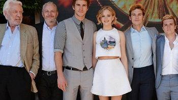 The Hunger Games: Mockingjay เปิดตัวยิ่งใหญ่กลางคานส์