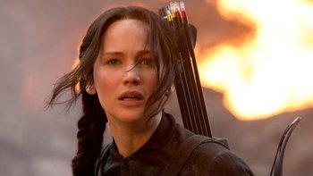"""นักแสดงอันดับ 1 ทรงอิทธิพลแห่งปี """"เจนนิเฟอร์ ลอว์เรนซ์"""" ใน The Hunger Games : Mockingjay Part l"""
