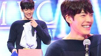 แฟนคลับทำซึ้ง ให้ชุดนักเรียนไทยกับ คิมอูบิน ปิดฉากแฟนมีตติ้งสุดประทับใจ