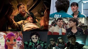 Netflix เข้าใหม่ หนัง-ซีรีส์ประจำเดือน กันยายน 2564 มีอะไรน่าดูบ้าง?
