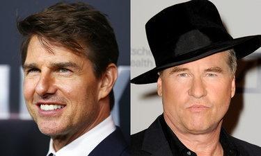พร้อมหน้าพร้อมตา! Tom Cruise และ Val Kilmer กลับมาพร้อมภาคต่อของ Top Gun