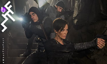 Charlize Theron ขึ้นแท่นราชินีหญิงดาวบู๊ ในหนังแอ็คชั่นแฟนตาซี The Old Guard ของ Netflix