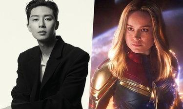 """""""พัคซอจุน"""" (Park Seo Joon) อาจเข้าร่วมจักรวาลมาร์เวลในหนัง Captain Marvel 2"""
