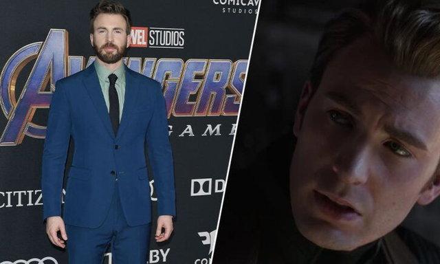 น้ำตาของ Captain Chris Evans ต้องหลั่งน้ำตาถึง 6 ครั้งในการดู Endgames รอบปฐมทัศน์