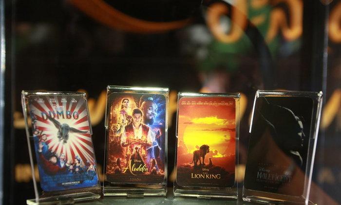 ดิสนีย์ ฉลองปีแห่งความมหัศจรรย์ จับมือเมเจอร์ เปิดตัว 4 ภาพยนตร์ ไลฟ์-แอ็คชั่นฟอร์มยักษ์