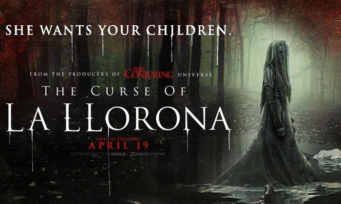 The Curse of Weeping Woman ตำนานผีแม่ผู้ร่ำไห้ สัญชาติลาติน