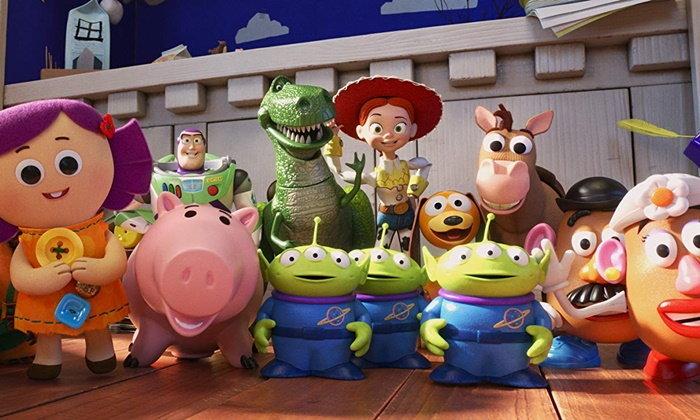 Toy Story 4 ของเล่นก็มี