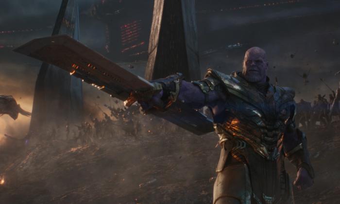 Marvel เผย ดาบสุดแกร่งของ Thanos สร้างโดย Eitri