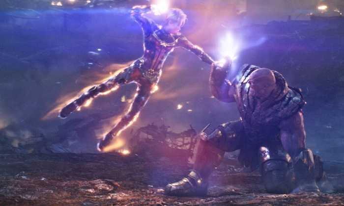 Captain Marvel เกือบไม่ได้มีส่วนร่วมใน Avengers: Endgame แล้ว