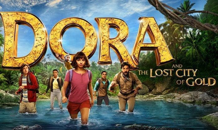 Dora and the Lost City of Gold ดอร่า เยาวชนติ่งหู ผมหน้าม้า พาล่าขุมทรัพย์