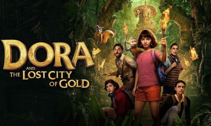รีวิว Dora and the Lost City of Gold เด็กดูแล้วเฮ ผู้ใหญ่ดูแล้วฮา