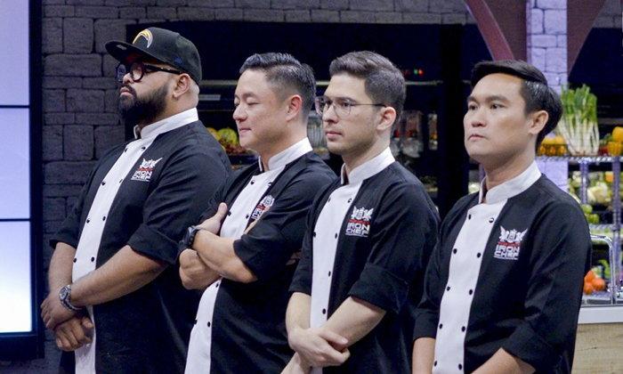 4 เชฟ ซัดกันนัวงัดสูตรเด็ดพิชิตเส้นชัย The Next Iron Chef