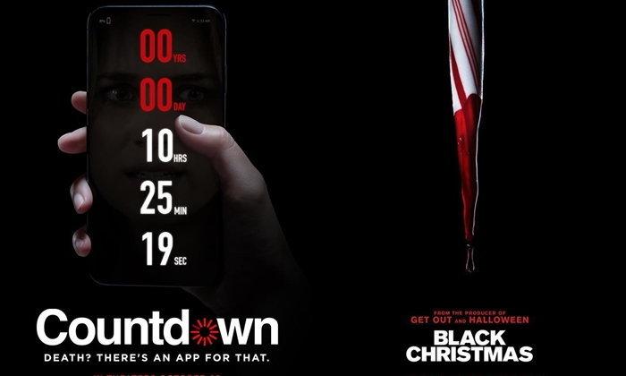 Countdown แอพฯ สยองฟ้องวันตาย และ Black Christmas คริสต์มาสนองเลือด