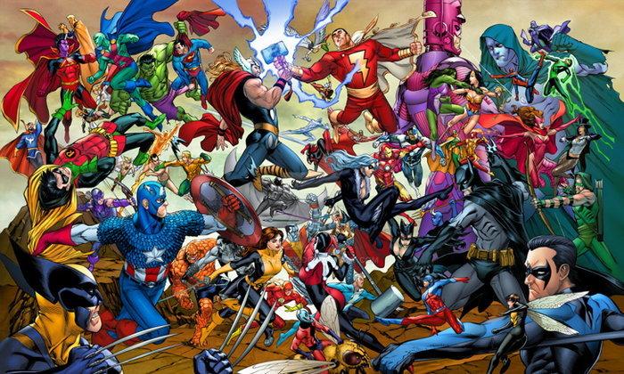 Marvel เตรียมปะทะ DC ในหนังใหม่ของผู้กำกับ Avengers: Endgame