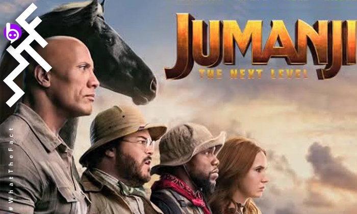 [รีวิว] Jumanji: Next Level เพิ่มดราม่าเสียนิด ลดเสียงฮาลงหน่อย อร่อยกำลังเหมาะ