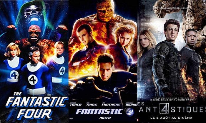 จะเป็นไงถ้า Marvel สร้าง Fantastic 4 ใหม่ด้วยตัวเอง?