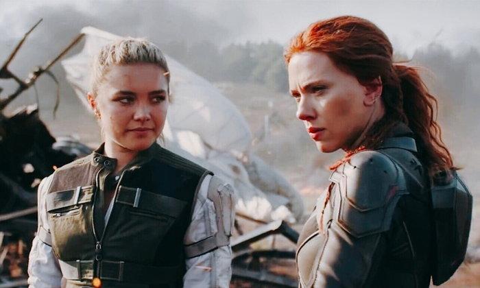 Black Widow ปล่อยตัวอย่างใหม่พร้อมใบปิดสุดฟาด!