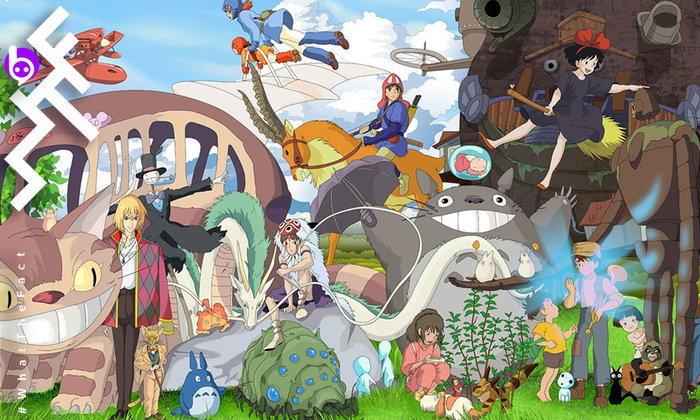 ครบทุกเรื่องแล้วกับหนัง Ghibli หาดูยาก ล็อตสุดท้ายบน Netflix