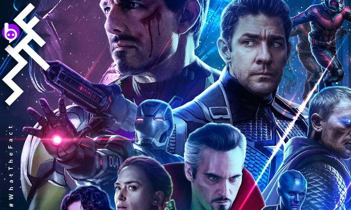 โปสเตอร์ Avengers: Endgame กับนักแสดงที่เกือบจะได้เล่นบทนี้แต่พลาดไป