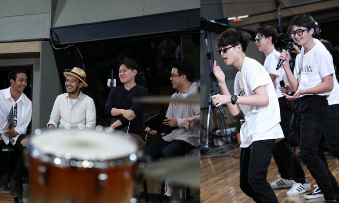 """The Brothers Thailand"" EP.2 ร้อง เต้น เล่นละคร พร้อมเซอร์ไพรส์จัดหนัก"