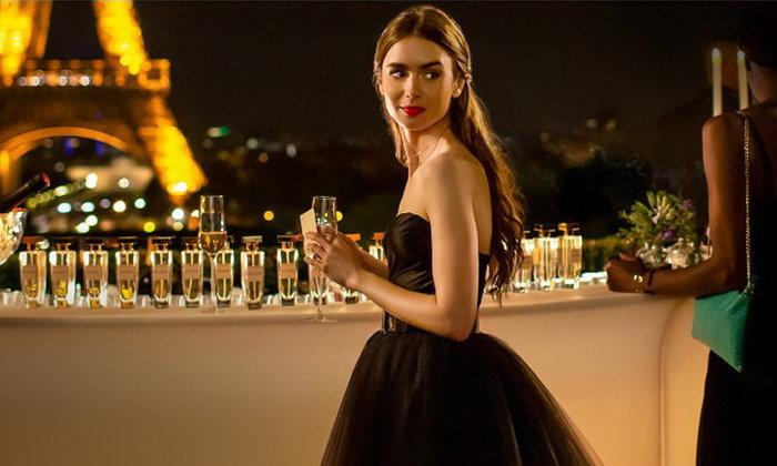Netflix เผยตัวอย่างซีรีส์ Emily in Paris (เอมิลี่ในปารีส) นำแสดงโดย