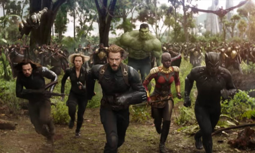 รีวิว หนัง Avengers : Infinity War - มหาสงครามอัญมณีล้างจักรวาล