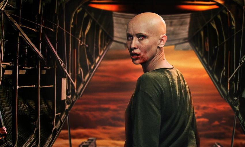 รีวิวหนัง Blood Red Sky ฟ้าสีเลือด การกำกับของ Peter Thorwarth