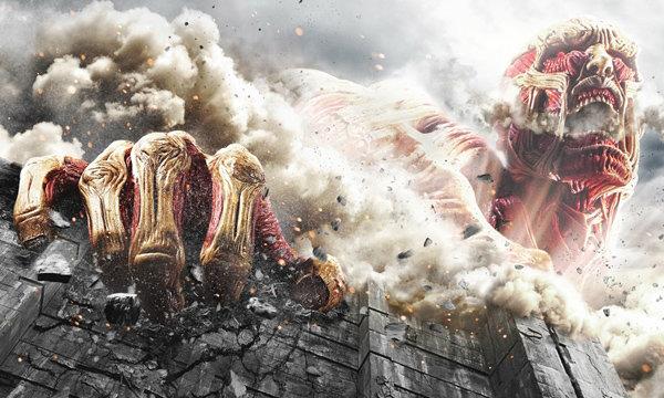 Attack on Titan พร้อมถล่มแล้ว! จงสู้เพื่อมวลมนุษยชาติ