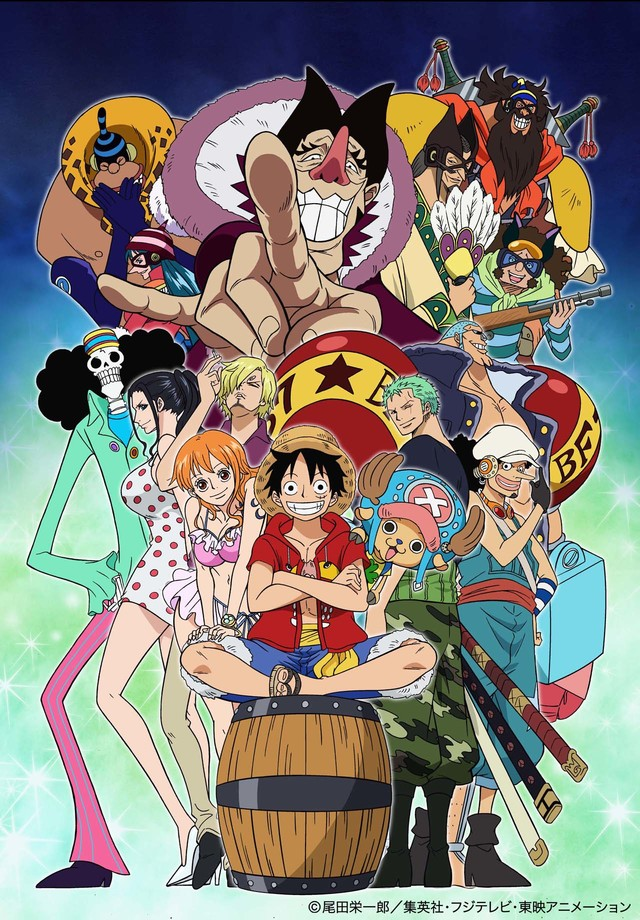 One Piece Adventure of Nevlandia