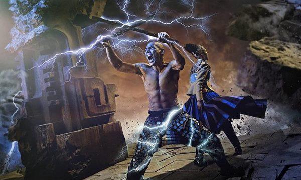 LEAGUE OF GODS ศึกเทพเจ้าจีน รวมดาราเบอร์ใหญ่จากแดนมังกร