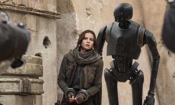 วิจารณ์หนัง Rogue One: A Star Wars Story ครึ่งแรกครึ่งหลังสนุกต่างกันราวหนังคนละม้วน