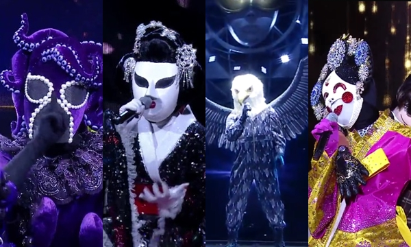 เปิดตัวกรุ๊ป D ศึกรอบใหม่ The Mask Singer ใครจะต้องถอดหน้ากาก!