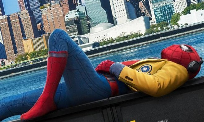 ดูแล้วบอกต่อ Spider-Man Homecoming – I'm not a boy not yet a man