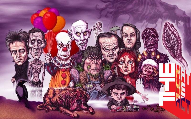 10 ตัวละครสยอง จากมันสมอง สตีเฟน คิง