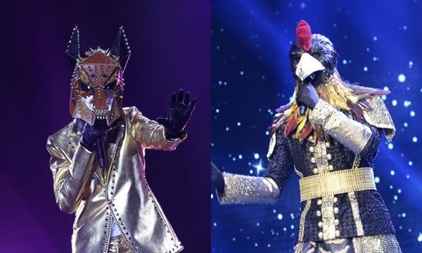 โซเชียลลุกเป็นไฟ เมื่อหน้ากากสามี มีถึง 2 คน The Mask Singer 3