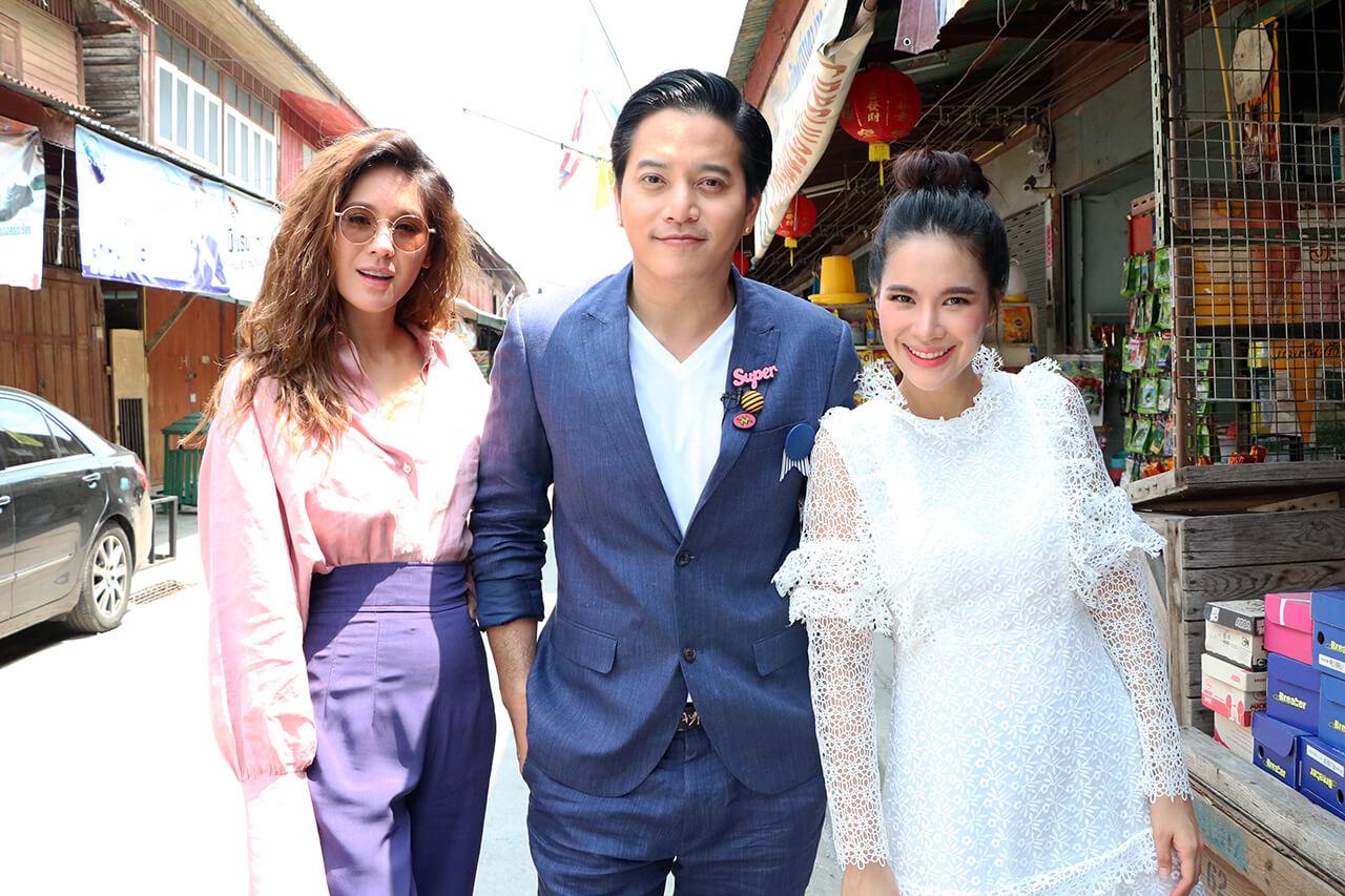 ตลาดเด็ดประเทศไทย รายการที่จะพาตะลุยของดี ของเด่นในตลาดเด็ดๆ