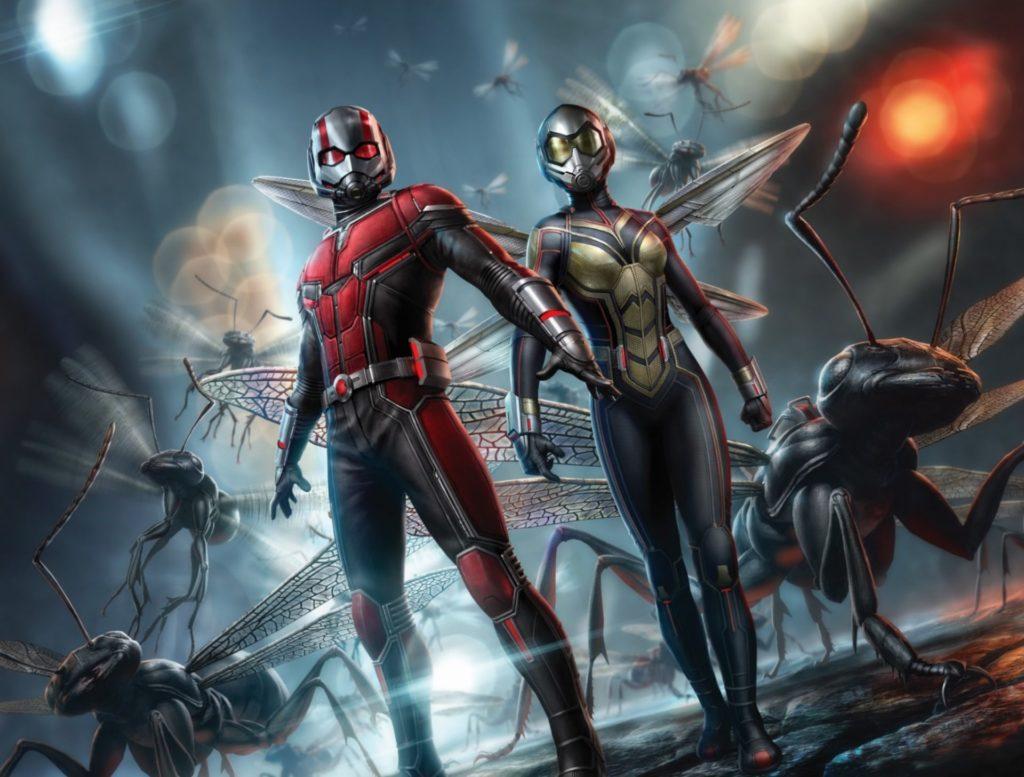 รีวิว Ant-Man and the Wasp ฮีโร่บ้านๆ แต่ตลกวอดวาย