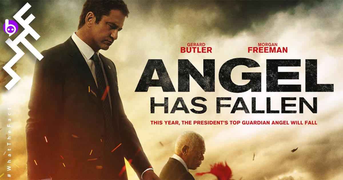 [รีวิว] Angel Has Fallen ดุเดือดเลือดพล่านสมกับเป็นงานปิดไตรภาค