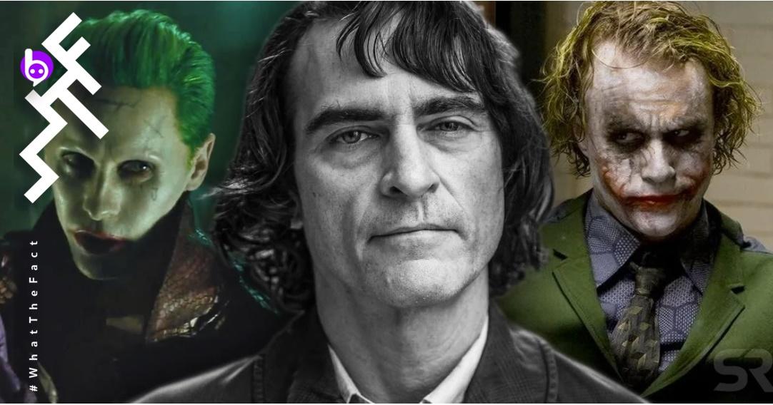 อาถรรพ์ Joker ตัวละครอันน่าหลงใหล ที่จะเปลี่ยนชีวิตนักแสดงไปตลอดกาล
